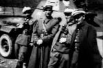 Під час акції вояки ВП, для відрізнення від УПА, робили собі білі пов'язки на шапках.