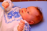 Оксана-Анна Добрянська, 21.01.2015, вага 3822 г, ріст 56 см, дочка Наталії та Ярослава.