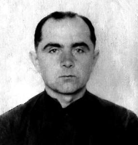 Степан Семенюк у тюрмі, Воркута, 1955 р. Фото з Центру національного відродження, м. Київ