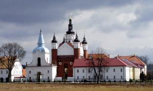 Супрасльський монастир. Фото автора статті