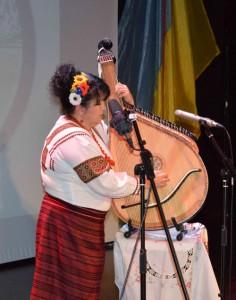 Оксана Маланяк. Фото Любомира Калинця