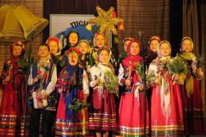 Ґран-прі отримав гурт «Вервичка». Фото авторки статті