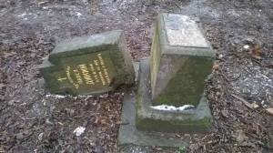 На цвинтарі в Червонограді. Фото авторки статті