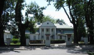 Двір, у якому розмістилося НКВД: об'єкт атаки УПА. Стан на 2015 р. Фото автора статті