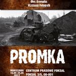 PROMKA. Wystawa w Warszawie o sytuacji na wschodzie Ukrainy i jej obrońców