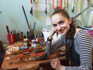 <strong>Марія Горкун</strong>. Фото Олександра Богданова