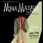 Вистава «Мина Мазайло» театру «Навпаки» в Гданську