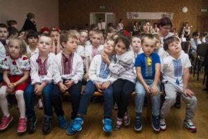 <strong> Наймолодші з «шашкевичівки».</strong> Фото автора статті