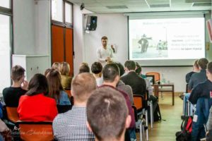 <strong>Презентація книги «Формула продуктивності» у Варшаві</strong>