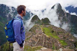 <strong>Від офісної роботи до подорожей Орест прийшов за 5 місяців. Фото з поїздки в Перу, Мачу Пікчу</strong>. Фото з сайту openmind.com.ua