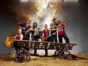 <strong>Рок-гурт «Kozak System»</strong>. Фото – з архіву героя статті