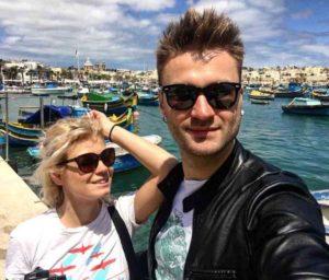 <strong> Орест та Марта на Мальті</strong>