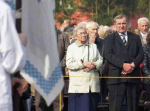 <strong>До Білого Бору прибули українці з усіх реґіонів північної Польщі.</strong> Фото авторки статті