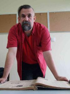 <strong>Святослав Ґаль.</strong> Фото автоа розмови