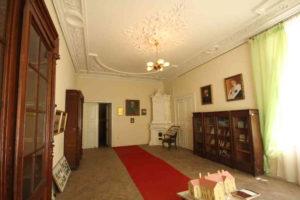 <strong> Кімната-музей роду Фредрів-Шептицьких</strong>. Фото автора статті