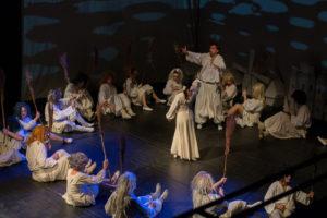 <strong>«Енеїда»: феєрія-бурлеск за мотивами Івана Котляревського у виконанні івано-франківців завершила Український тиждень у Ґданську.</strong>