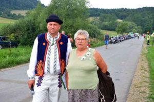Марія Ґоч з сином Богданом – перша найближча поміч през довги роки…