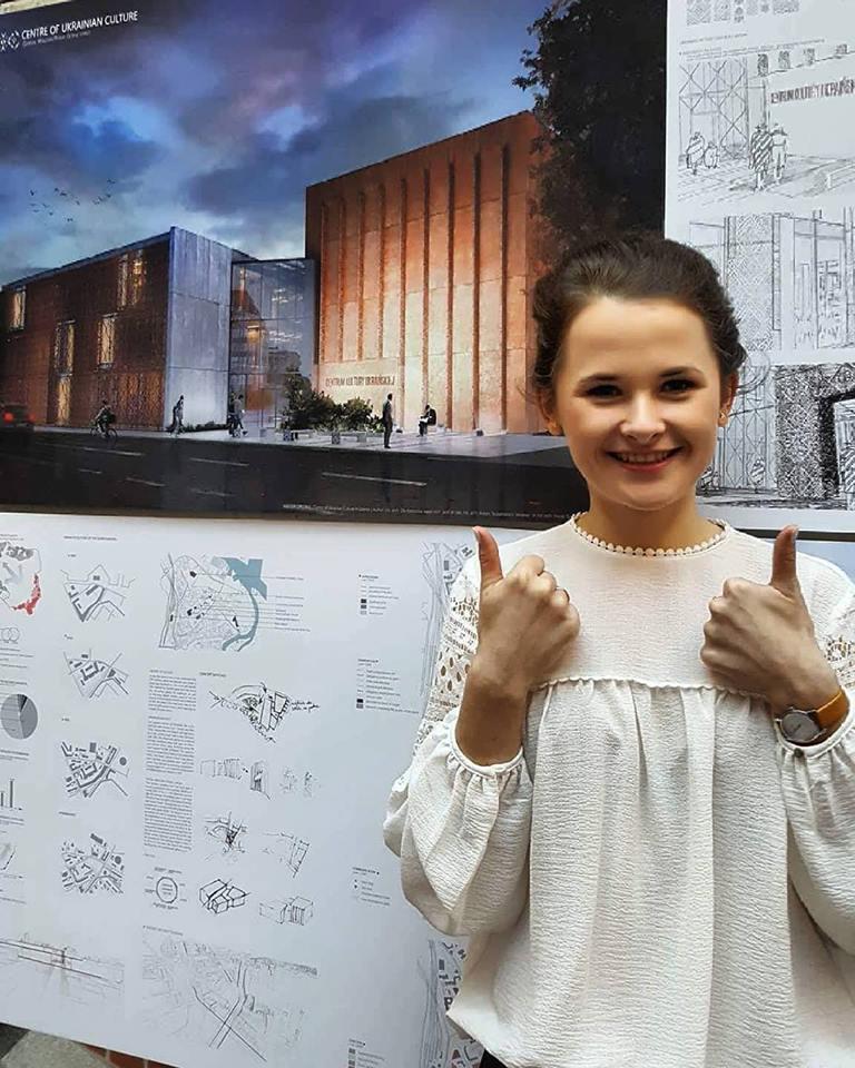 Оля Котовська та її проект