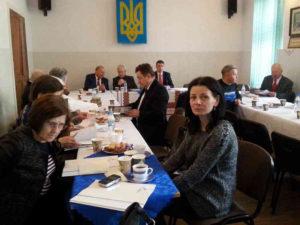 Як далі бути українцям Кошаліна. Під час засідання Кошалінського відділу ОУП. Фото авторки статті