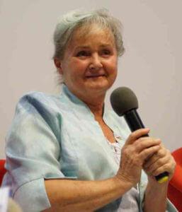 Ґражина Станішевська. Фото автора статті
