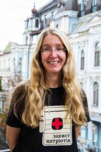 Улянa Супрун. Фото з Вікіпедії