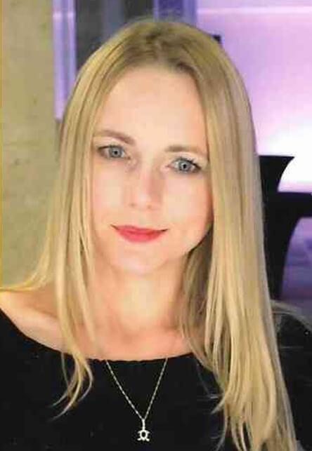 Ольга Ткаченко, журналістка