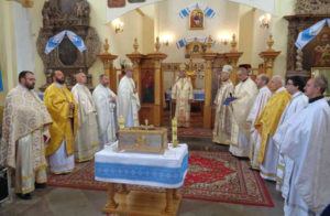 <strong>Ювілей 60-ліття греко-католицької парафії св. Миколая у Доброму Місті</strong>