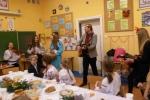 Бартошиці. В українській початковій школі. Фото Любомири Тхір