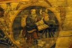 Улюч, настінні розписи церкви