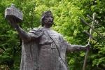 Автором ґданського монумента є польсько-український скульптор Геннадій Єршов