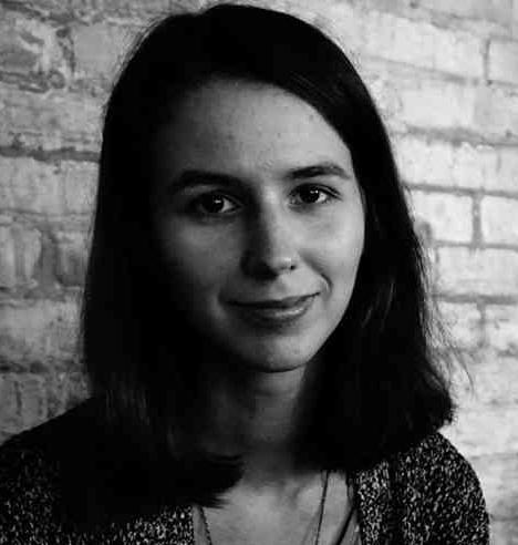 Ольга Русіна, письменниця, журналістка, перекладачка, Краків