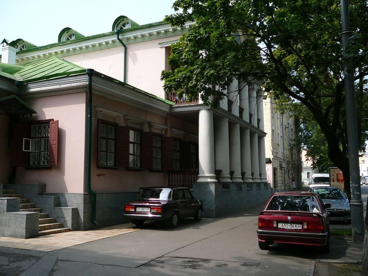 Музей української діаспори в Києві