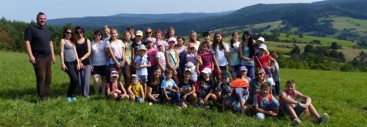 Збираємо гроші на організування 2-тижневого табору для дітей захисників України