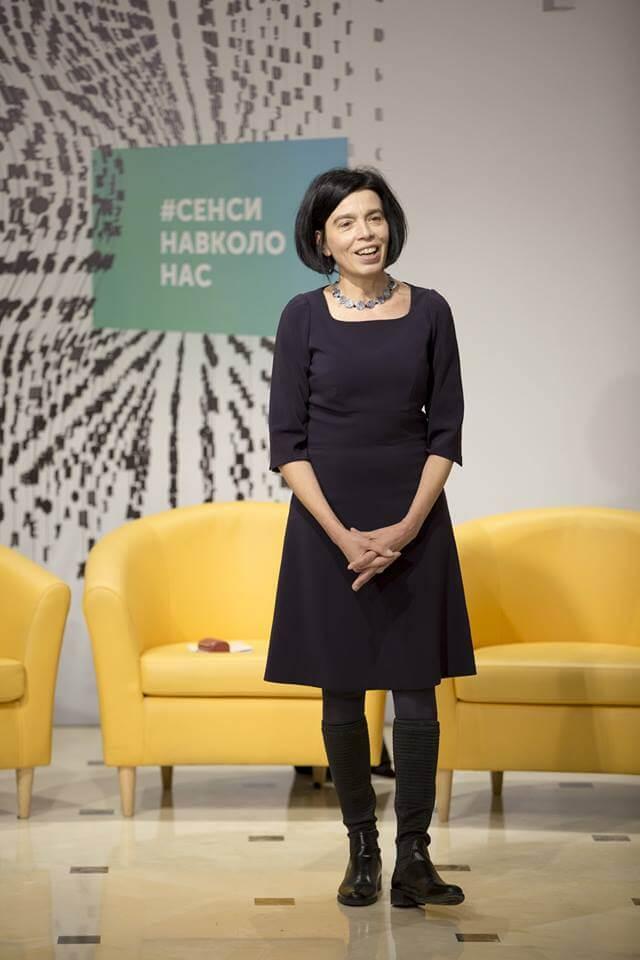 Оля Гнатюк. Книжковий Арсенал